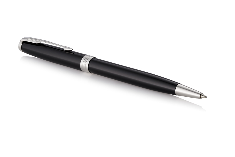 Ручка шариковая ESSENTIAL Sonnet Laque Black CT PARKER Sonnet 1931502