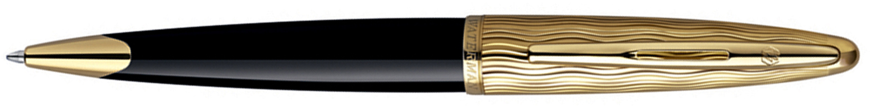 Ручка Carene Essential Black and Gold GT WATERMAN Carene S0909810