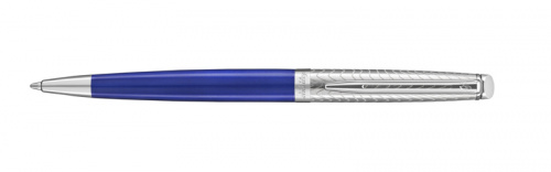 Ручка шариковая Hemisphere Deluxe Blue Wave CT WATERMAN 2043218
