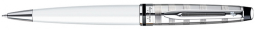Ручка Expert Deluxe White CT WATERMAN Expert S0952440